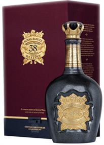 Royal Salute Scotch 38 Year Stone Of...